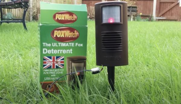 Fox-Repellent